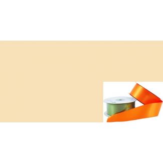 Satin Ribbon 38mm Natural (20m roll)
