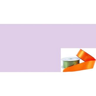 Satin Ribbon 38mm Pale Lavender (20m roll)