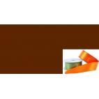 Satin Ribbon 38mm Dark Brown (20m roll)