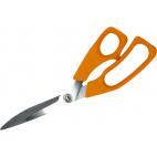 Dressmaking Scissors 24cm - orange