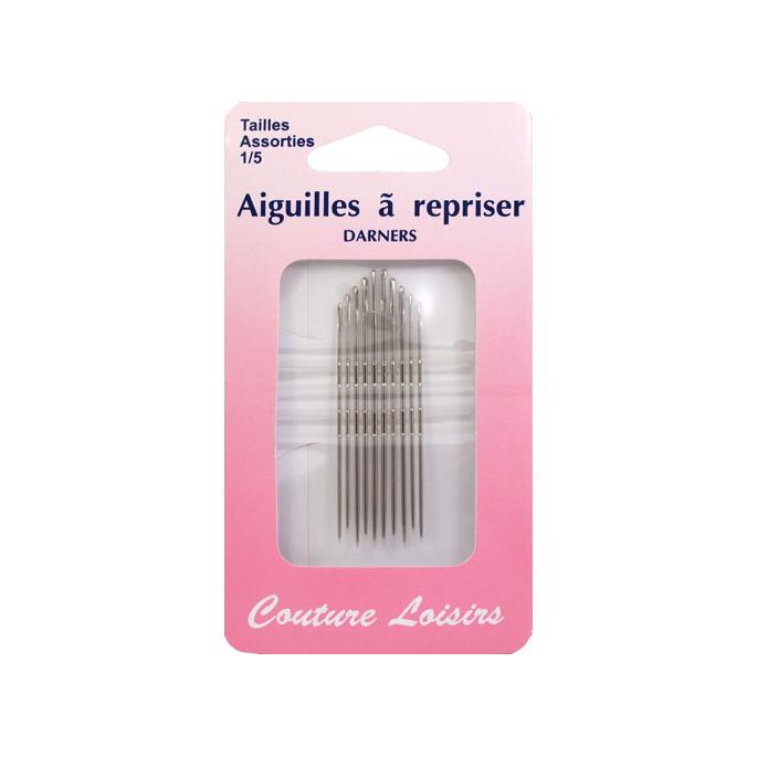 Darners Needles Size 1-5 (x10)