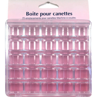 Bobbin Box (25 bobbins)