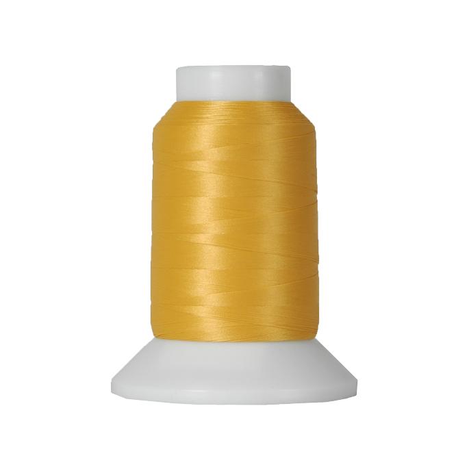 Wooly Nylon Thread Gold Yellow (1000m)