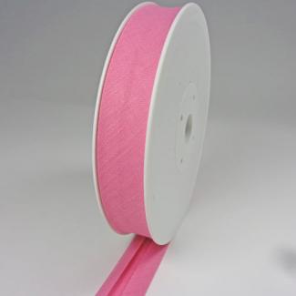 Single Fold Bias Binding 20mm Bubblegum (by meter)