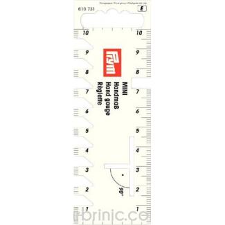 Règlette mini PRYM 10cm