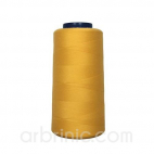 Polyester Serger and sewing Thread Cone (2743m) Gold