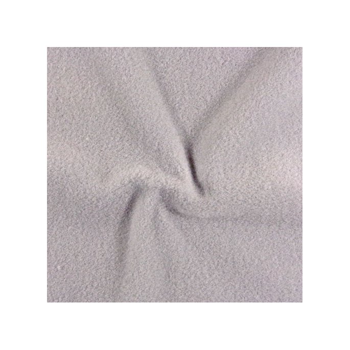 Microfleece Oekotex Light Grey