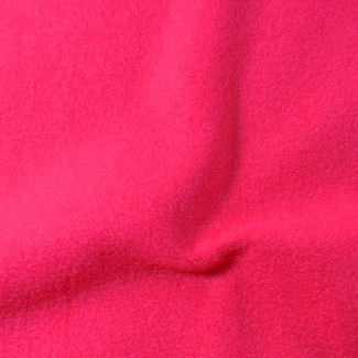 Microfleece Oekotex Indian Pink