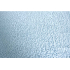 Blue organic cotton bath terry