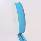Biais 20mm Turquoise (au mètre)