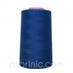 Cône fil polyester Bleu Roi (4573m)