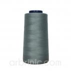 Cône fil polyester Gris Fer (2743m)