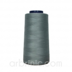 Polyester Serger and sewing Thread Cone (2743m) Iron Grey