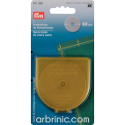 Spare Blade for PRYM rotary cutters 60mm (x1)