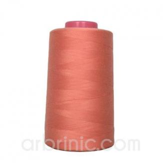 Cône fil polyester Corail (4573m)