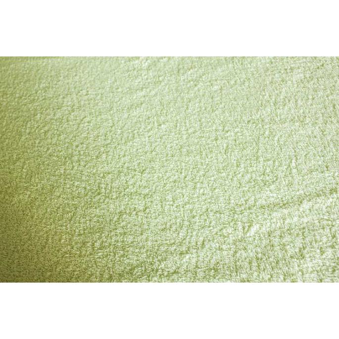 Cotton Terry Oekotex Width 160cm Pistachio (per meter)