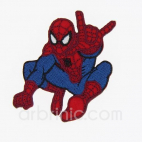 Ecusson broderie Spiderman