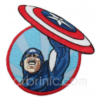Ecusson broderie Avengers 06