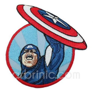 Iron-on Embroidery Patch Avengers 06