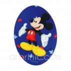 Ecusson imprimé Mickey