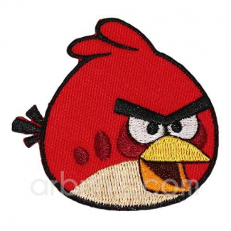 Ecusson broderie Angry Birds 04