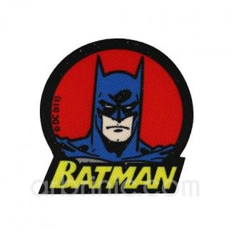 Iron-on printed Patch Batman 07