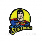 Iron-on printed Patch Superman 06