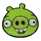 Iron-on Embroidery Patch Angry Birds 09