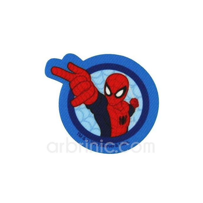 Iron-on printed Patch Spiderman 03