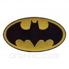 Grand Ecusson broderie Batman
