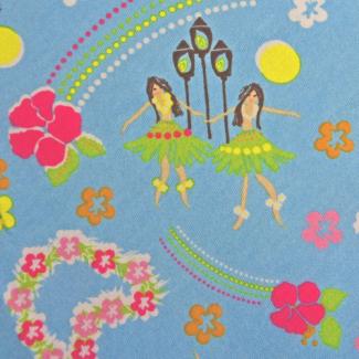 PUL Cotton - dancing girl (50x55)