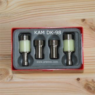 Dies for DK98 - Size 16 plastic snaps