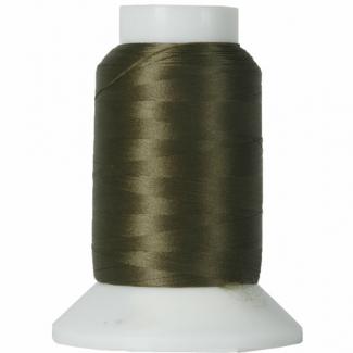Wooly Nylon Thread Olive (1000m)