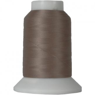 Cône Fil Mousse Wooly Nylon Taupe Foncé (1000m)