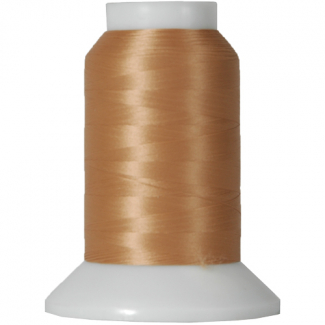 Cône Fil Mousse Wooly Nylon Caramel (1000m)