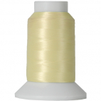 Wooly Nylon Thread Pale Yellow (1000m)