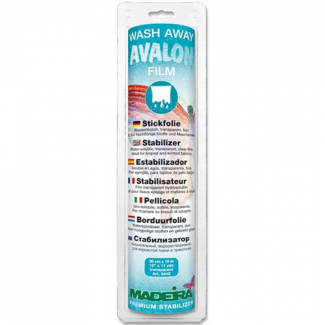 Stabilisateur Hydrosoluble Madeira AVALON FILM (rouleau 10m)