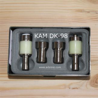 Matrices Taille T5 (20) pour DK98 - pressions plastiques