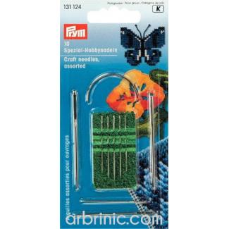 Craft Needle Pack PRYM (x10)
