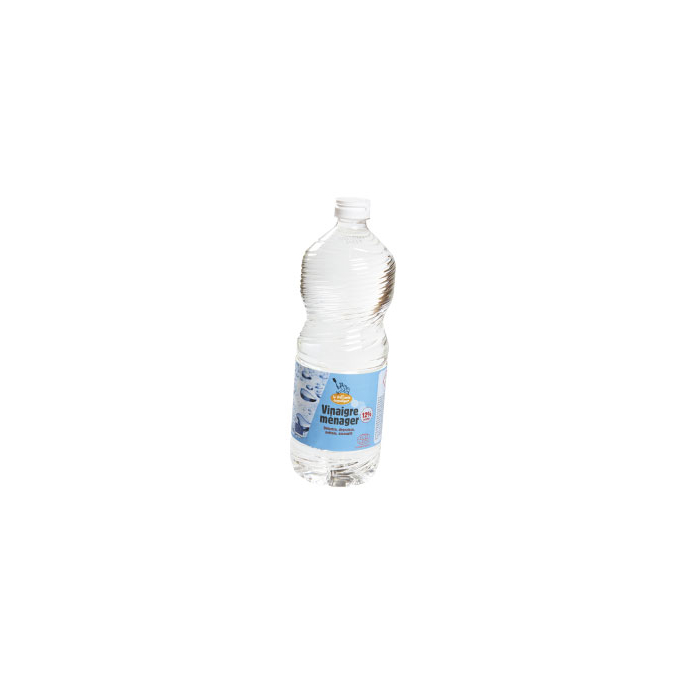 Vinaigre ménager bio 12° (1 litre)