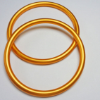 Sling Rings Gold Size L (1 pair)