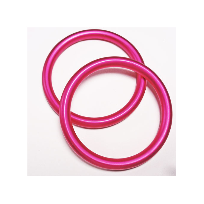 Sling Rings Fushia Size S (1 pair)