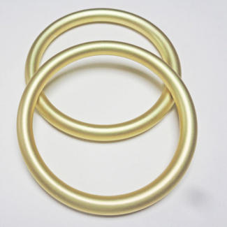 Sling Rings Champagne Size S (1 pair)