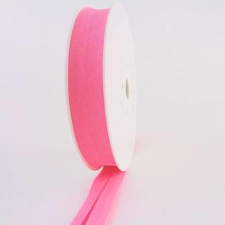 Single Fold Bias Binding 20mm Light Pink (25m roll)