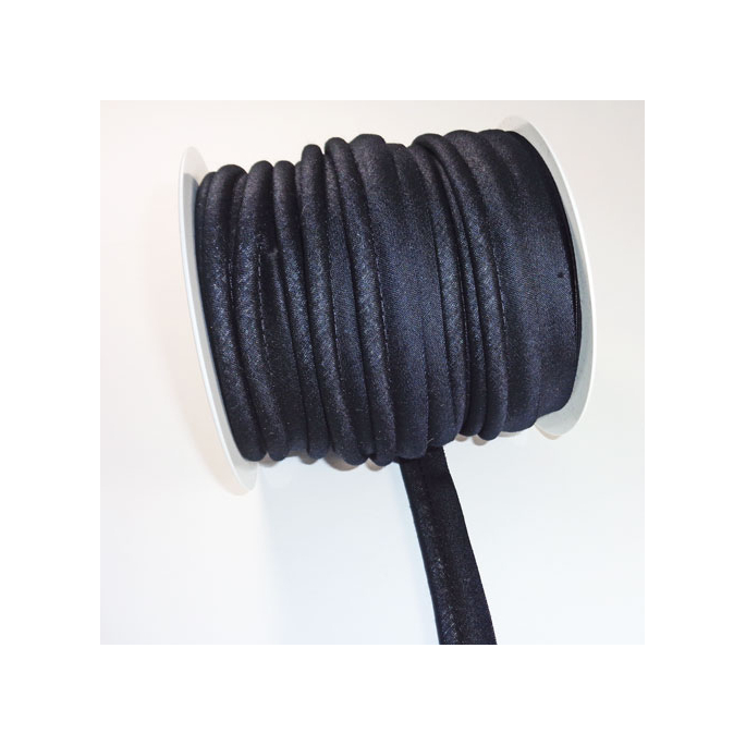 Passepoil 20mm Noir (au mètre)