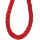 Queue de rat 2.5mm Rouge (bobine 25m)