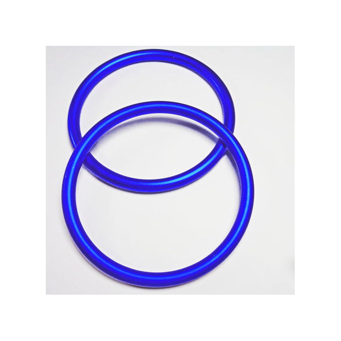 Sling Rings Blue Size L (1 pair)