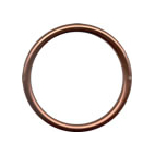 Anneaux de portage Bronze Taille L (1 paire)