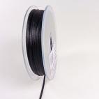 Rat tail cord 3mm Black (by meter)