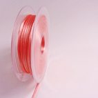 Rat tail cord 3mm Peach (by meter)
